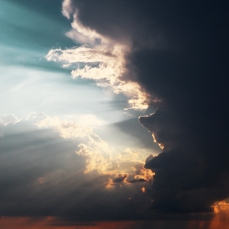 august storm/sunset 2012
