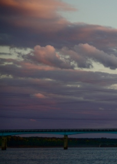 turquoise bridge