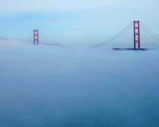 The Golden Gate is a Big Bridge