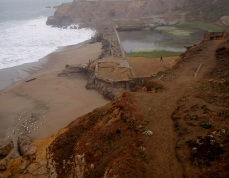 Big Ruins of Sutro Baths