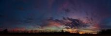 sunset panorama 1.11wc