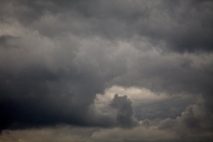 Loch Ness Clouds...