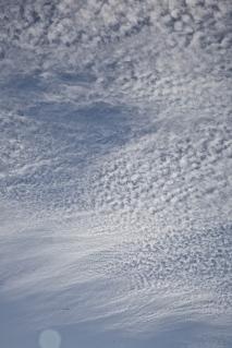 combo of alto, cirro cumulus, & cirrus