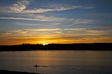 kayaking escape