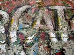 from the Berlin Wall! Pennslyvania Art Garden at Kentuck Knob