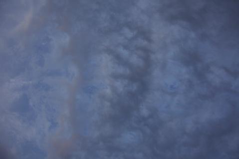 gossamer clouds