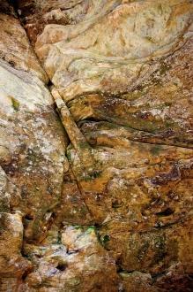 Ash Cave wall