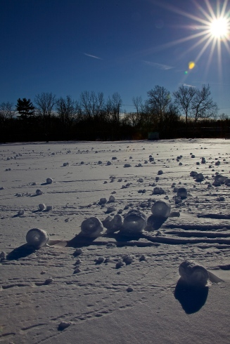 magical snow rollers