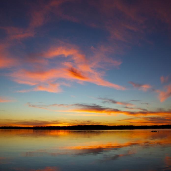 November Sunset