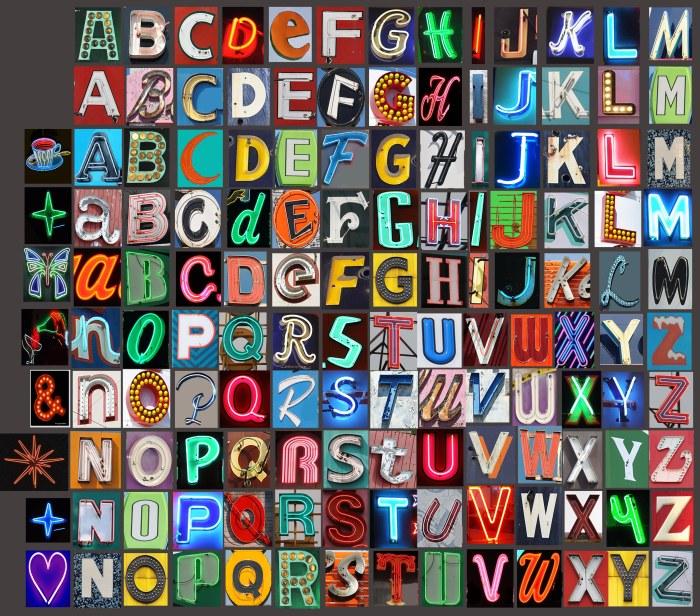 letterific